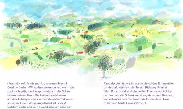 Vorschau Bilderbuch Blumenkäse_Inhalt 2