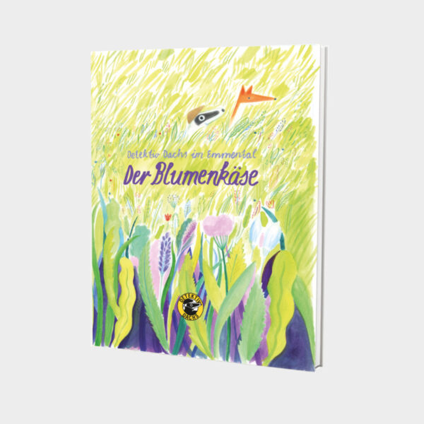 Produktbild Bilderbuch Der Blumenkäse