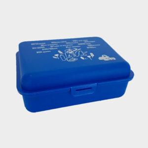 Produktbild Detektiv Dachs Lunchbox