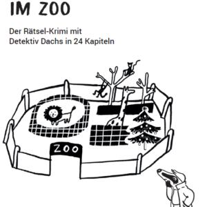 Produktbild Rätselkrimi Weihnachtsfest im Zoo