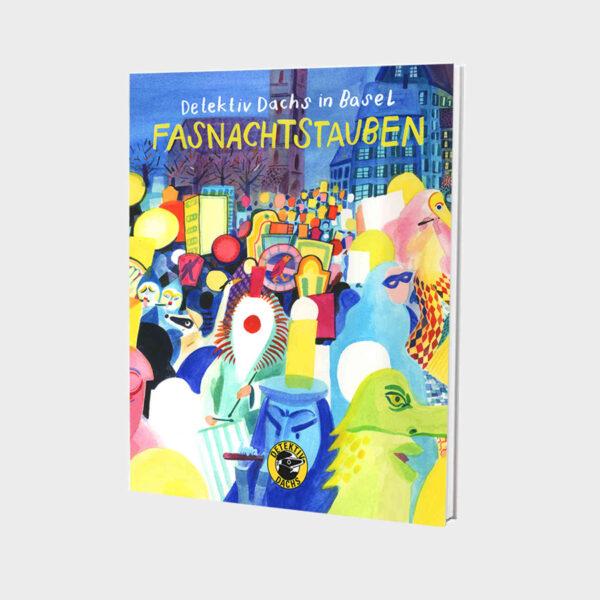 Produktbild Bilderbuch Fasnachtstauben